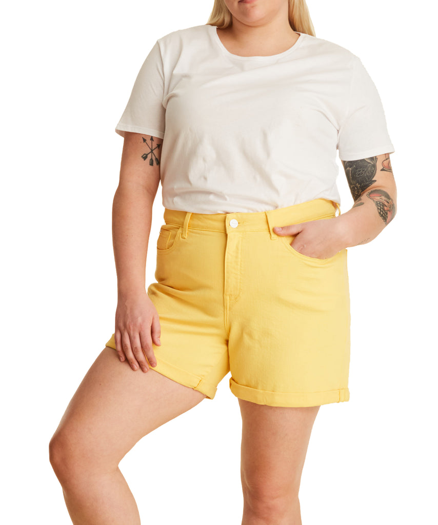 Yieldings Discount Clothing Store's LIS - Boyfriend Short by Warp + Weft in Sundream
