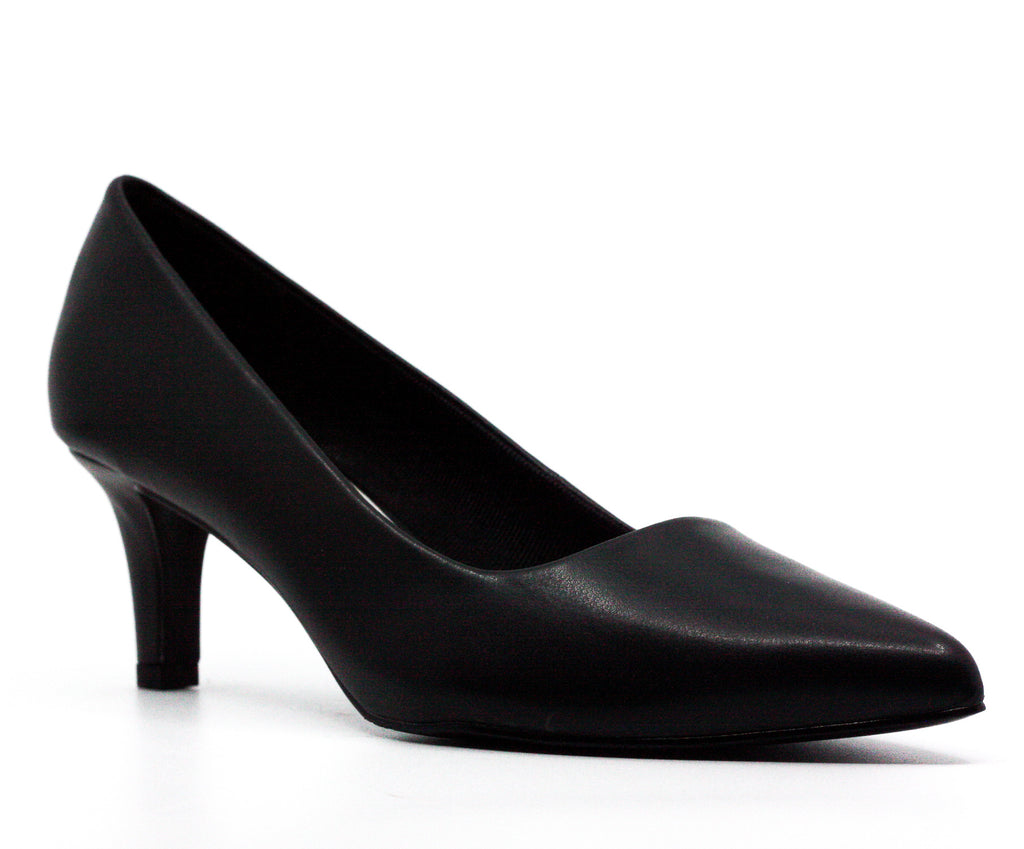 Yieldings Discount Shoes Store's Pointe Pumps by Easy Street in Black