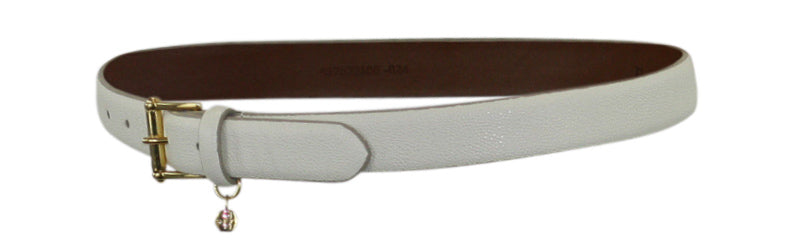 Ralph Lauren | Bennington Smooth Leather Belt