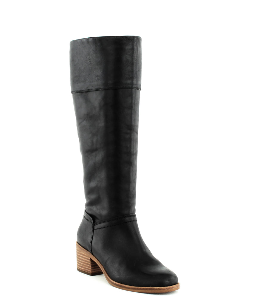 Yieldings Discount Shoes Store's Carlin Tall Winter Boots by UGG in Black