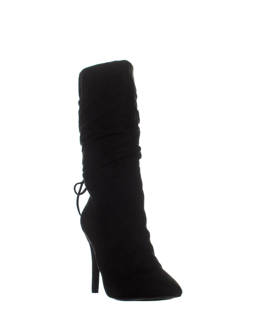 Yieldings Discount Shoes Store's Jeenie Fashion Boots by Zigi Soho in Black