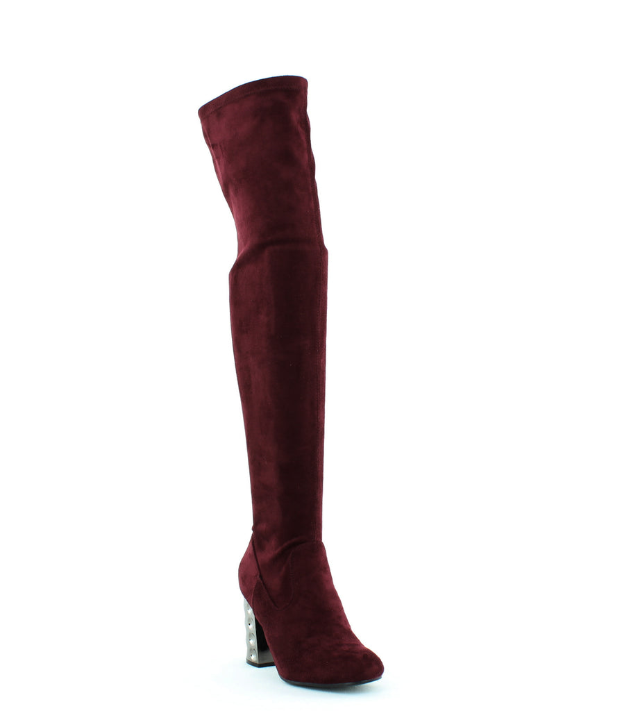 Carlos by Carlos Santana | Quantum Over-The-Knee Tall Boots