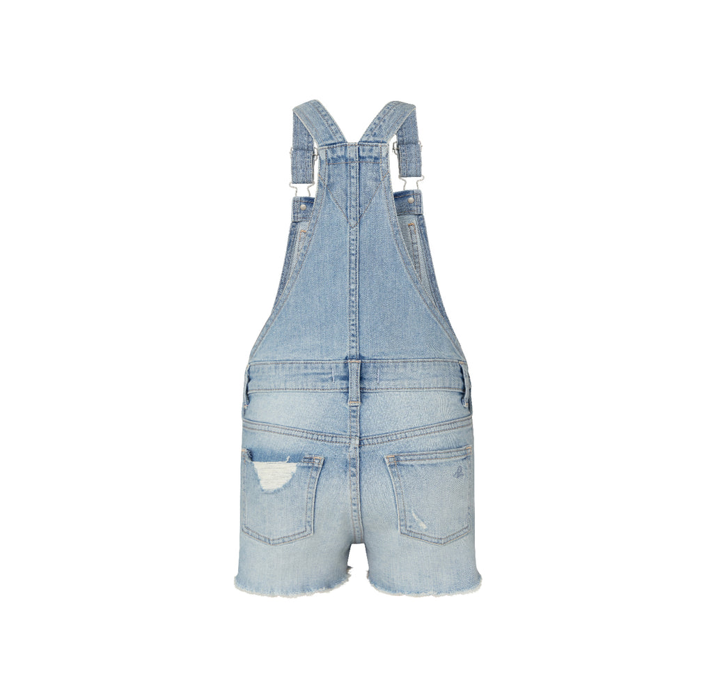 Yieldings Discount Clothing Store's Nora - Overall Shorts by DL1961 in Schaefer