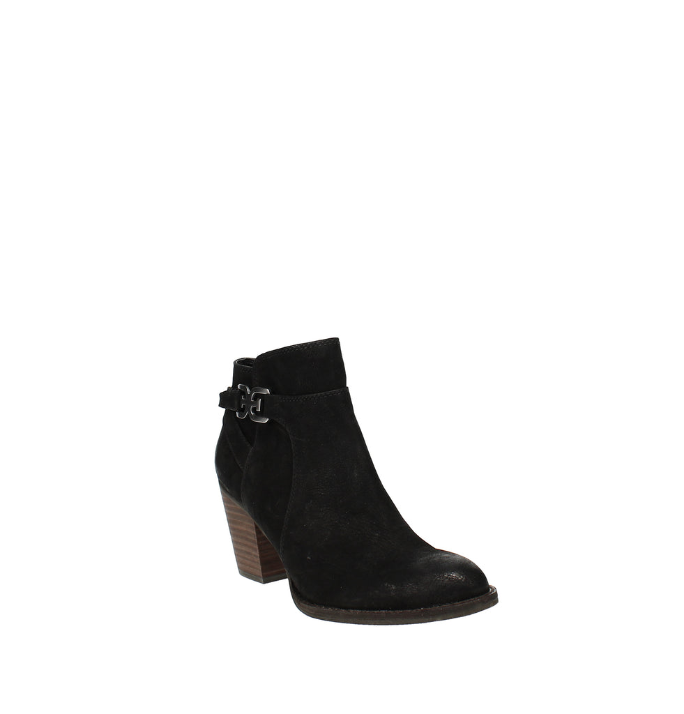 Yieldings Discount Shoes Store's Morgon Ankle Booties by Sam Edelman in Black