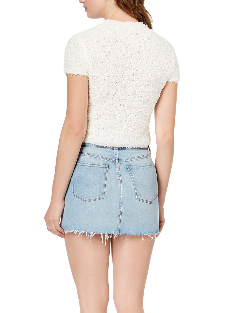 Yieldings Discount Clothing Store's The Viper Mini Skirt by Hudson in Old School