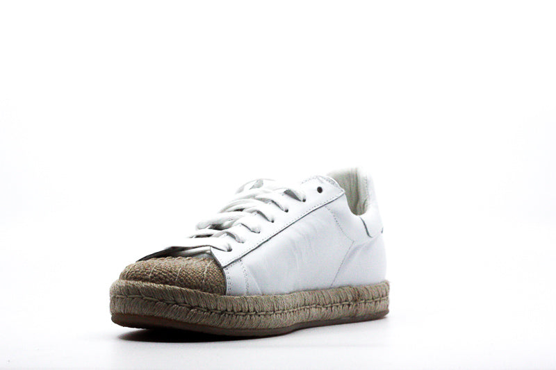Yieldings Discount Shoes Store's Rian Sneakers by Alexander Wang in Optic White