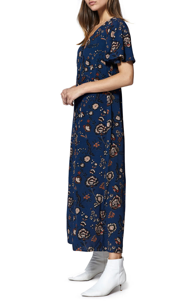 Sanctuary | Faithful Floral Print Maxi Dress
