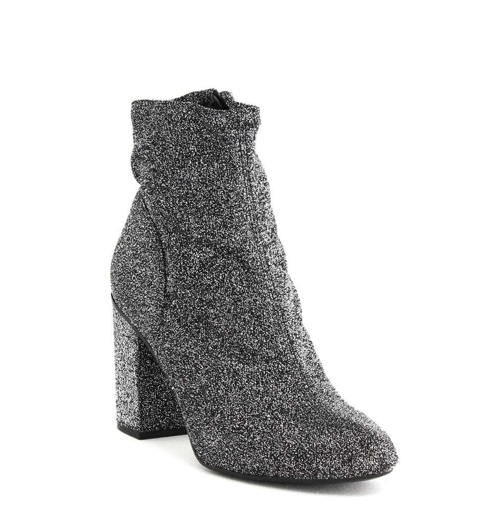 Yieldings Discount Shoes Store's Time For Fun Block Heel Boots by Reaction Kenneth Cole in Hematite