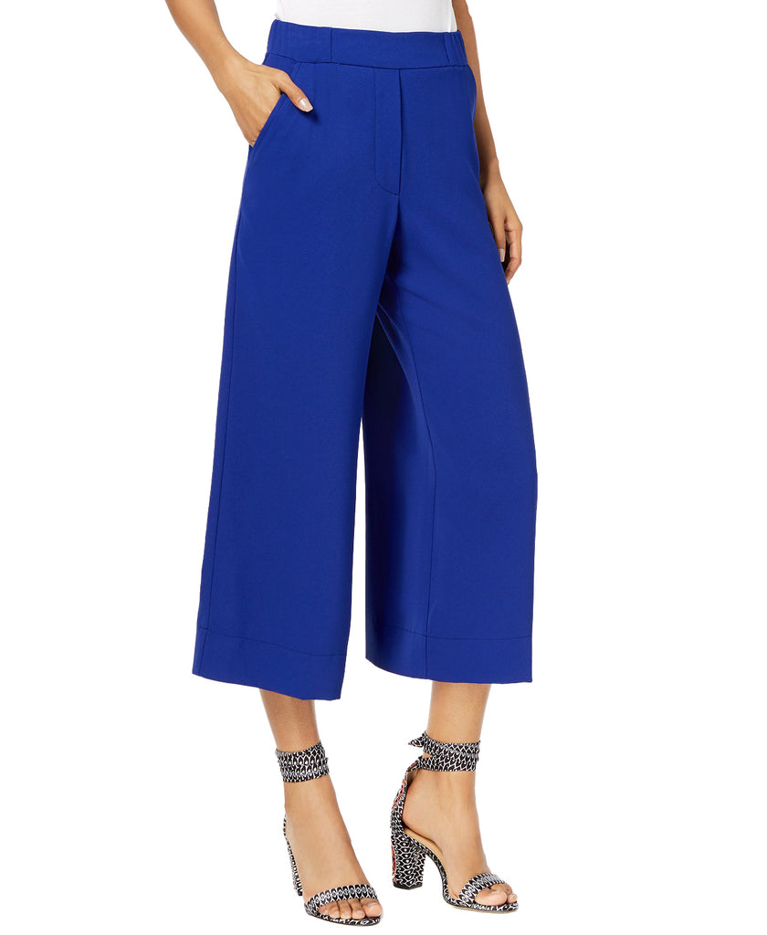 Yieldings Discount Clothing Store's Westwood Pants by Trina Turk in Blueberry