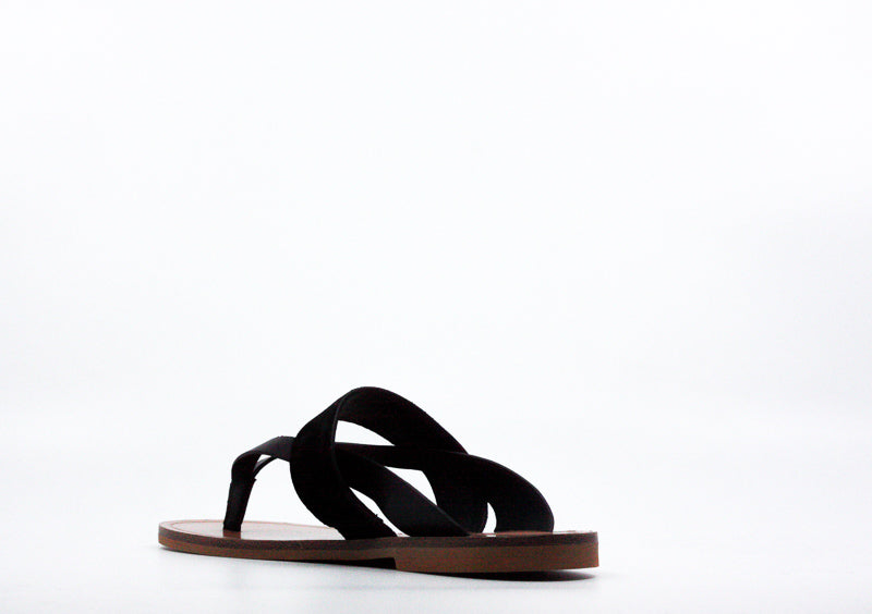 Yieldings Discount Shoes Store's Tess Sandals by Vince in Black