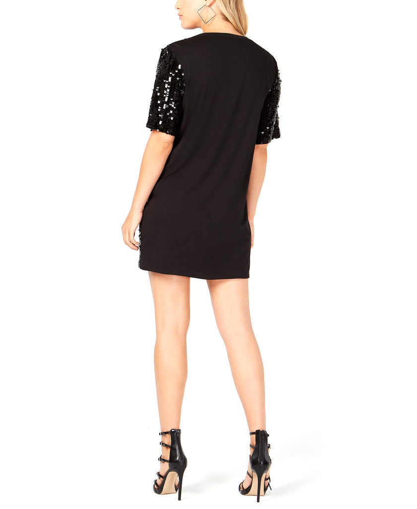 Guess | Untamed Sequin T-Shirt Dress