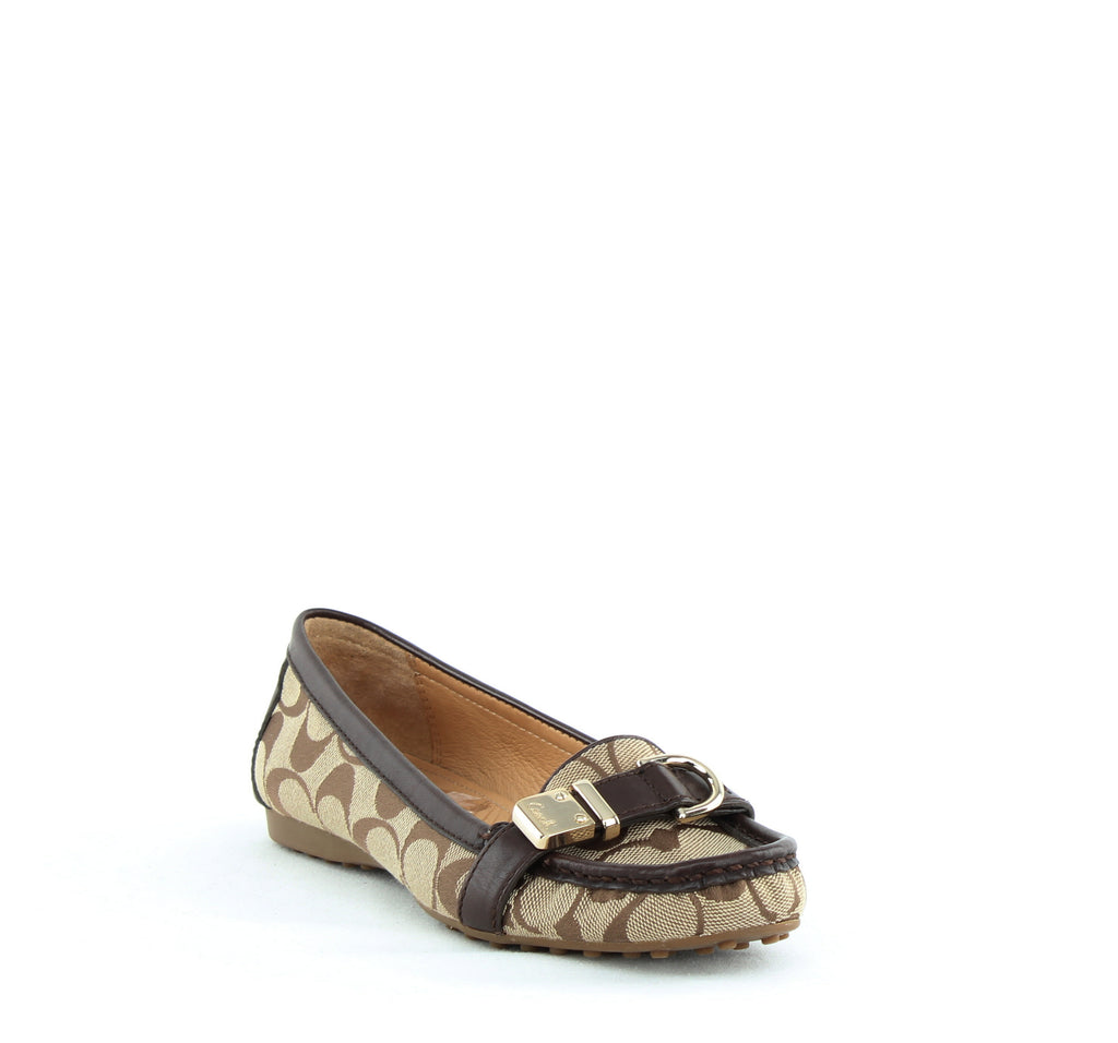 Coach | Flores Monogram Loafers
