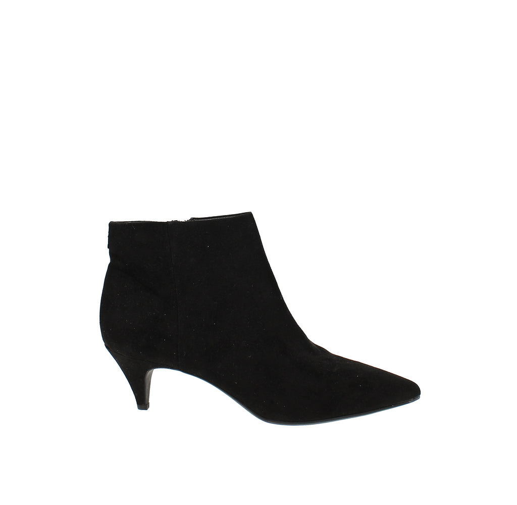 Yieldings Discount Shoes Store's Kirby Ankle Boots by Circus by Sam Edelman in Black