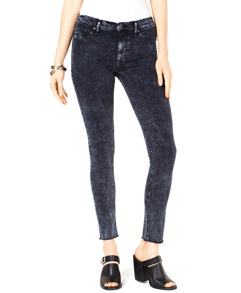 Yieldings Discount Clothing Store's Barbara High-Waist Super Skinny Jeans by Hudson in Dainty