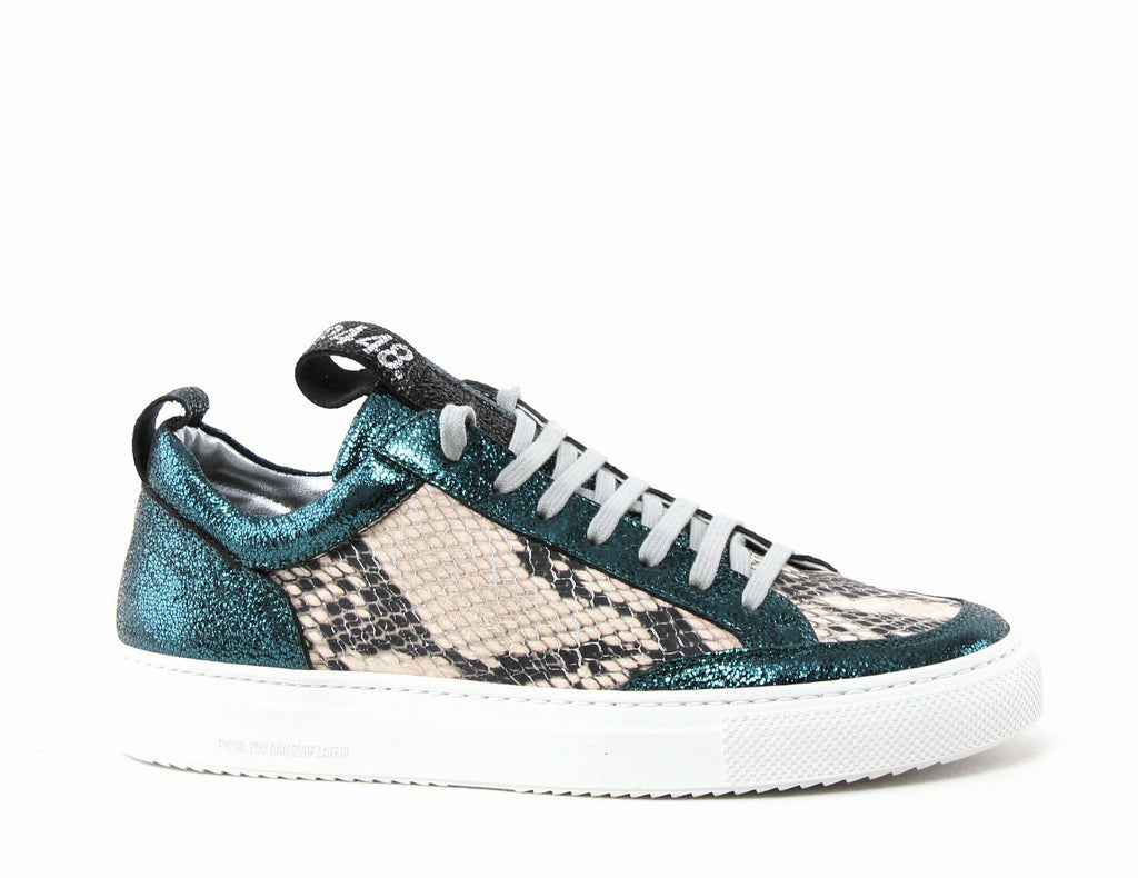 P448 | Soho Leather Sneakers