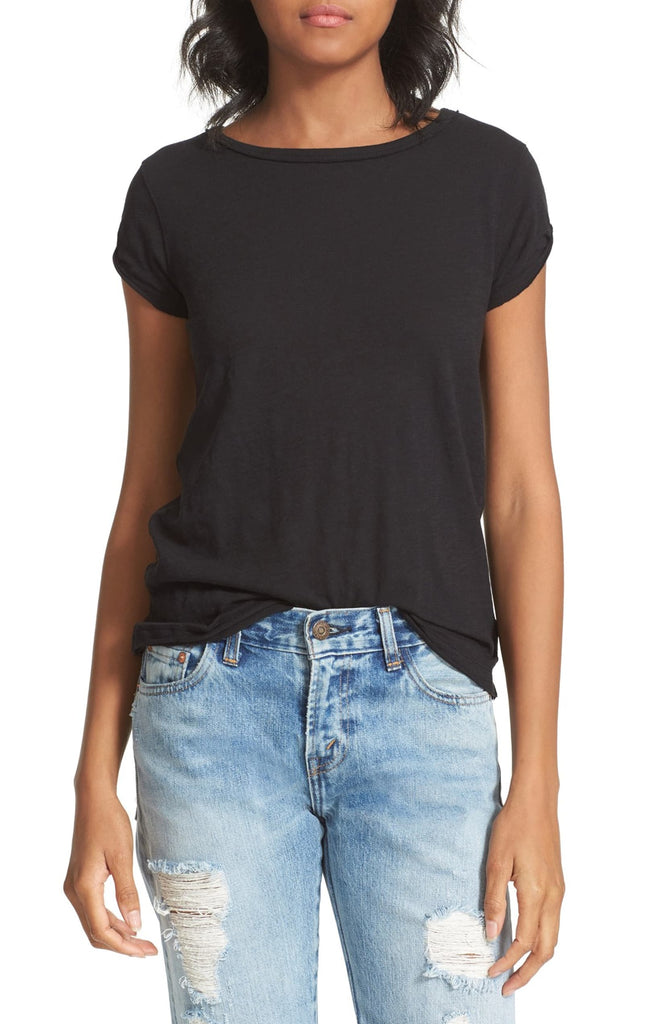 Free People | Clare Cap Sleeve T-Shirt