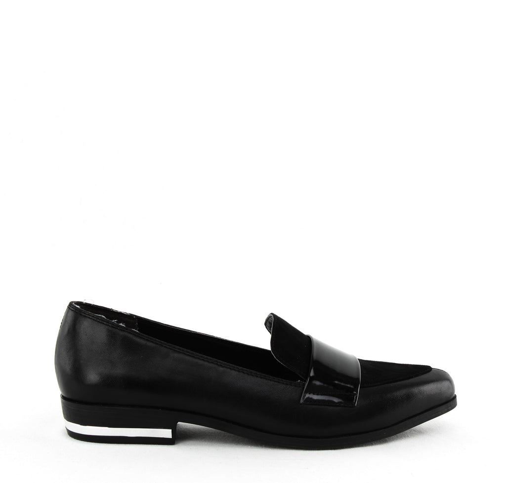 Yieldings Discount Shoes Store's Involve Loafers by Bar III in Black