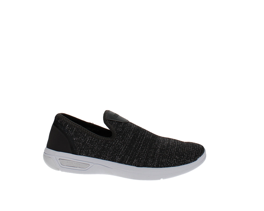 Yieldings Discount Shoes Store's The Ready Sneaker by Reaction Kenneth Cole in Dark Grey