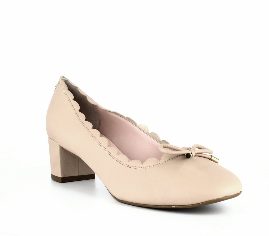 Yieldings Discount Shoes Store's Yasmin Heel Pumps by Kate Spade in Powder