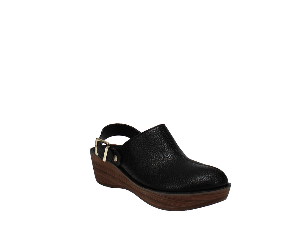 Yieldings Discount Shoes Store's Prime 2 Way Clogs by Reaction Kenneth Cole in Black