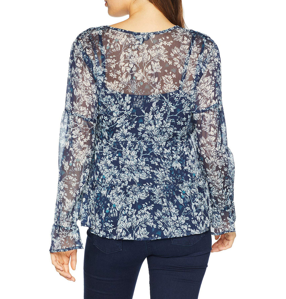 Lucky Brand | Printed Top