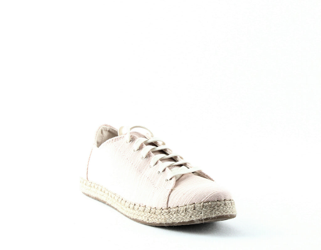 Yieldings Discount Shoes Store's Lena Espadrille Sneakers by Toms in Bloom Slubby