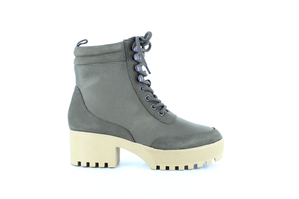 Yieldings Discount Shoes Store's Go Hiker Boots by Aqua in Olive