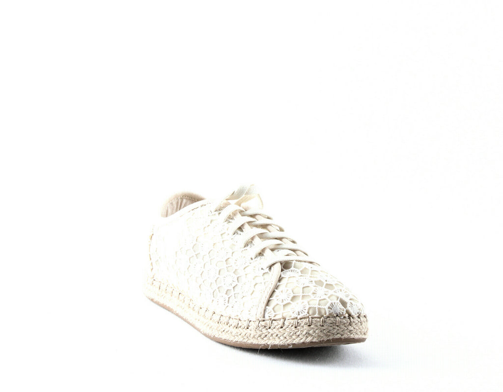 Yieldings Discount Shoes Store's Lena Embroidered Mesh Espadrilles by Toms in Natural Mosaic