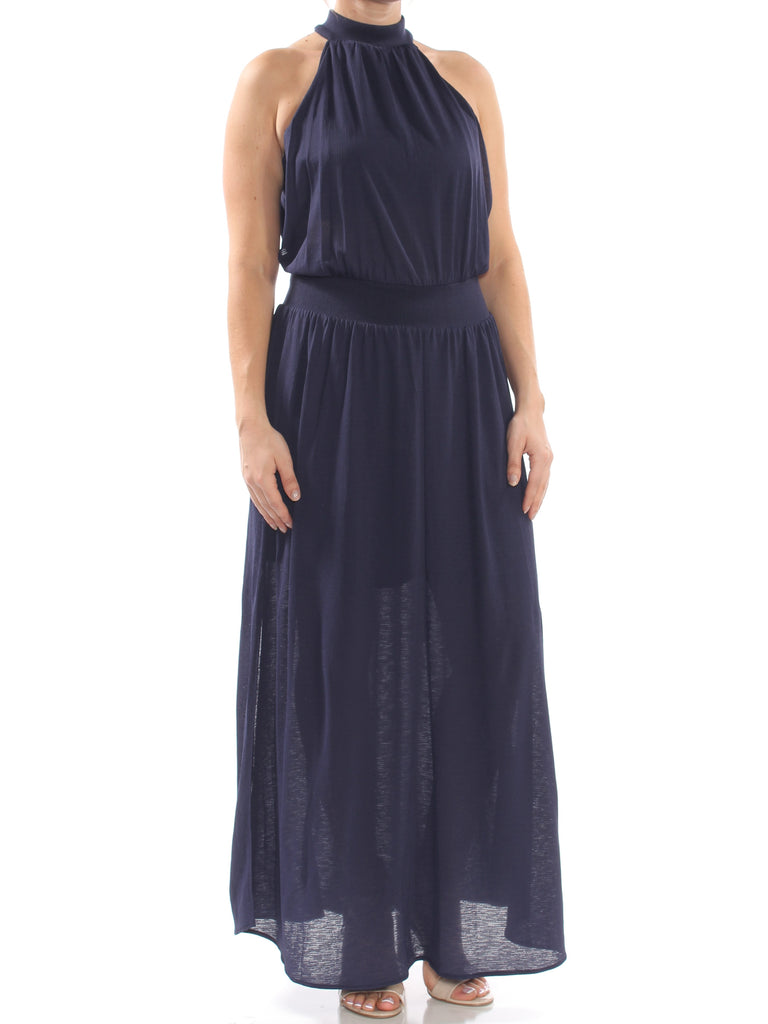 RACHEL Rachel Roy | June Blouson Halter Maxi Dress