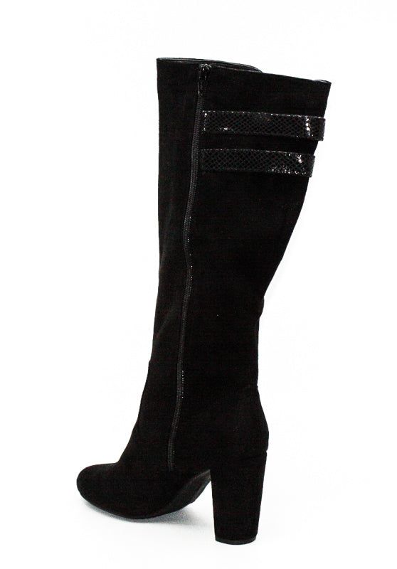 Rialto | Collins Suede Knee High Boots