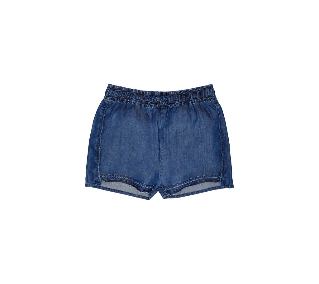 Yieldings Discount Clothing Store's Alice - Shorts by DL1961 in Dark Rinse W Step Hem