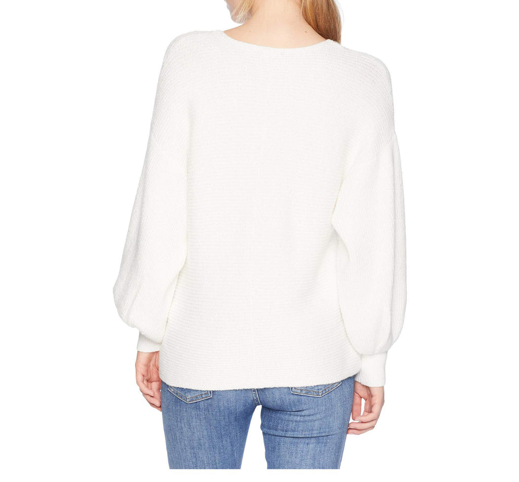 1.State | Bubble Sleeve Sweater
