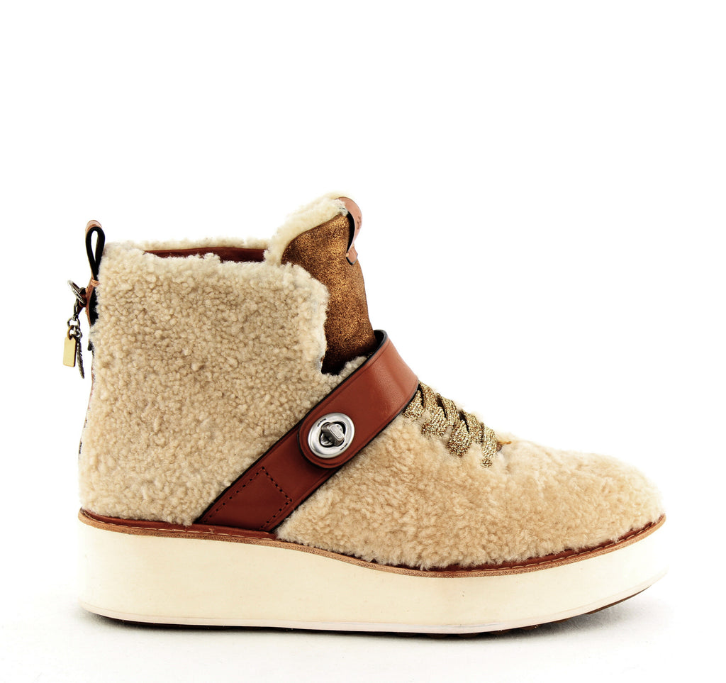 Coach | Urban Hiker Shearling Boots