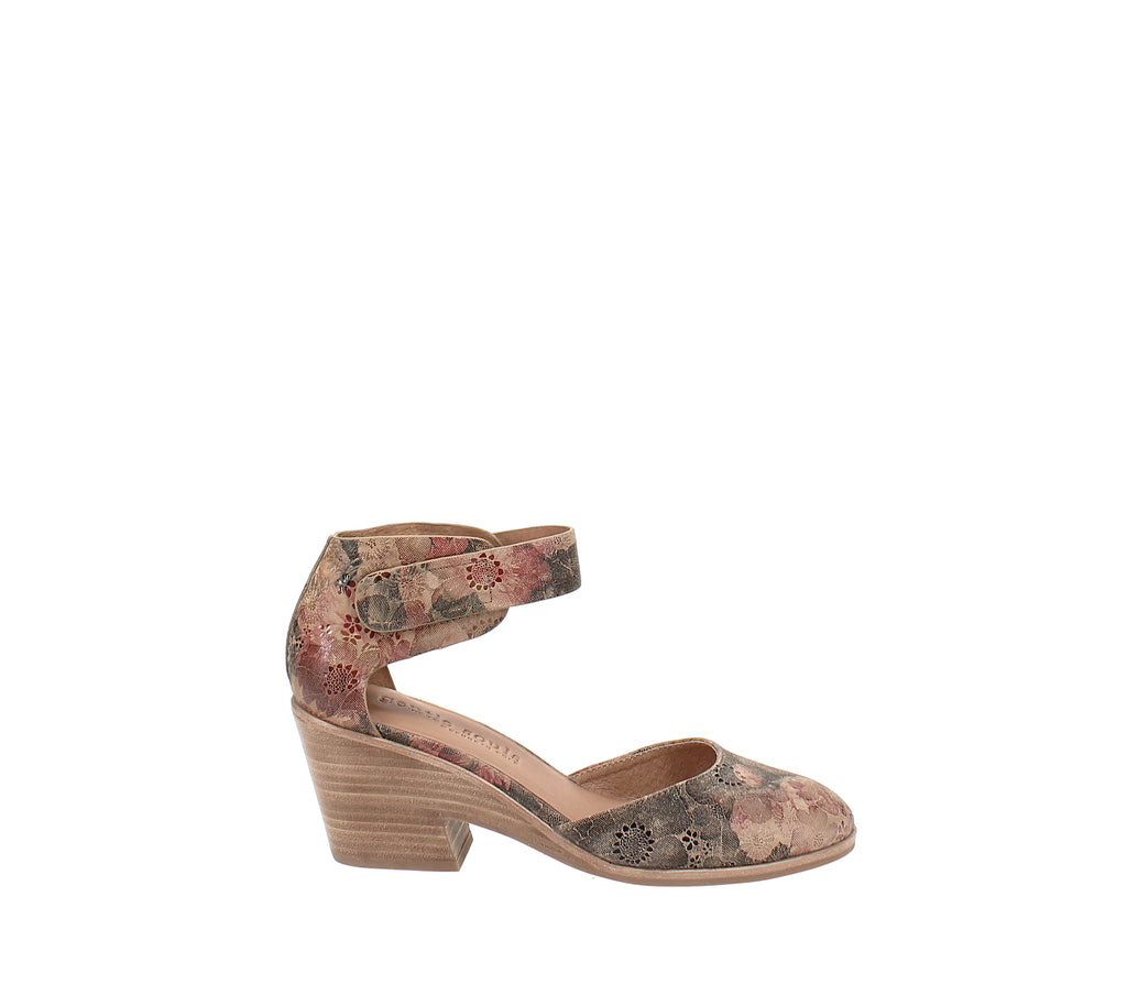 Yieldings Discount Shoes Store's Blaise Wedge Pumps by Gentle Souls By Kenneth Cole in Multi