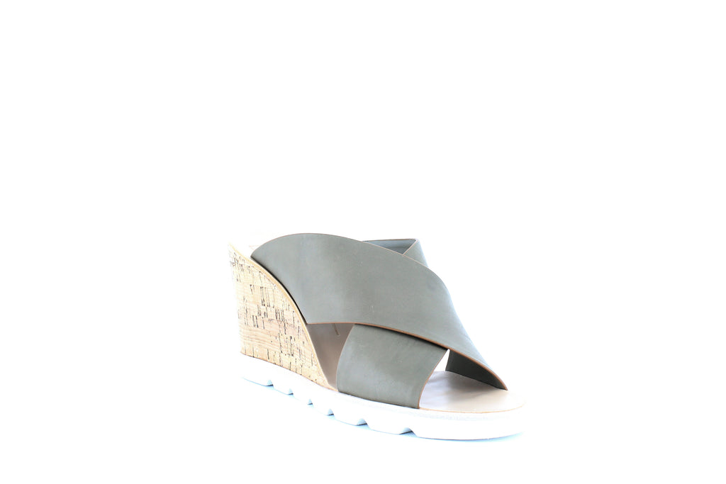 Yieldings Discount Shoes Store's Lida Wedge Sandals by Dolce Vita in Khaki
