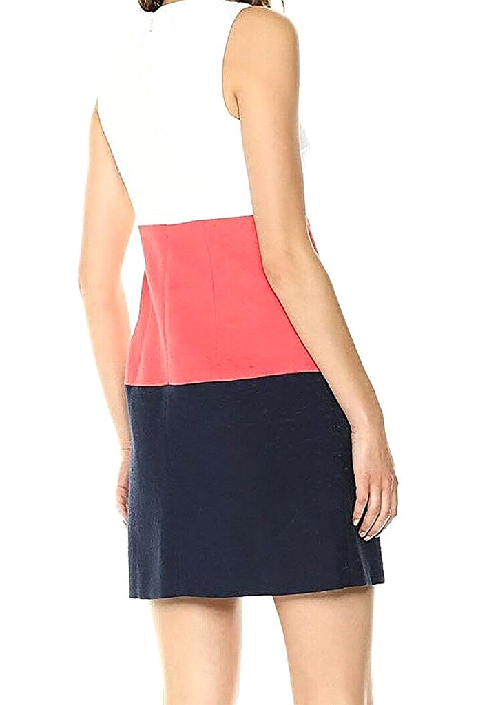 Yieldings Discount Clothing Store's Miss Brady Colorblocked Dress by Trina Turk in Multi