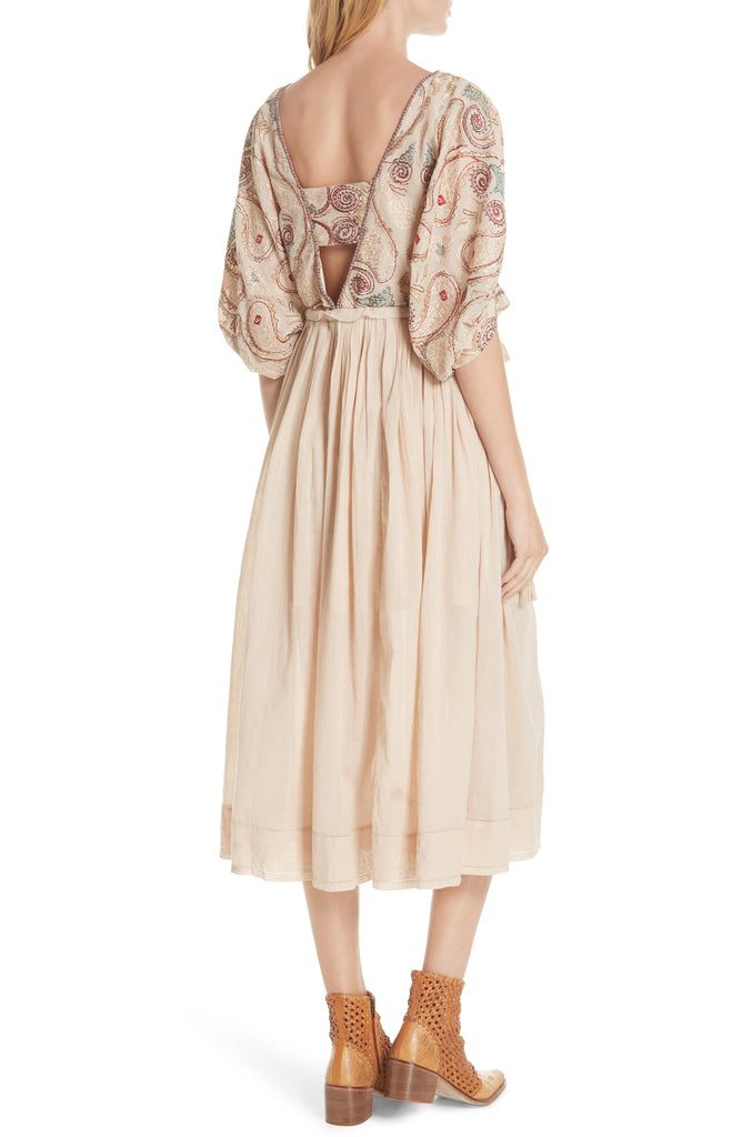 Free People | Mesa Midi Dress