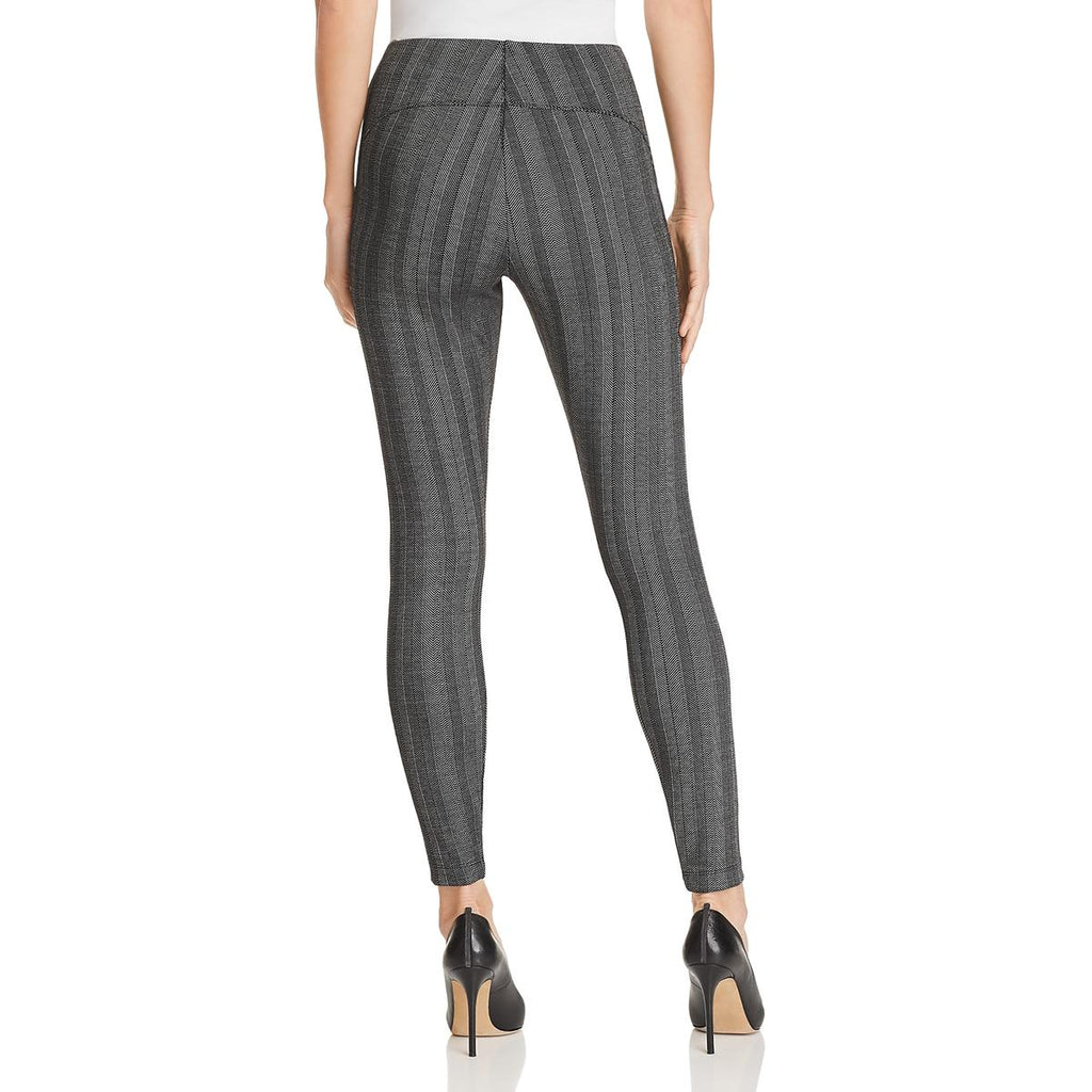 Yieldings Discount Clothing Store's Ella Leggings by Lysse in Stripe Herringbone