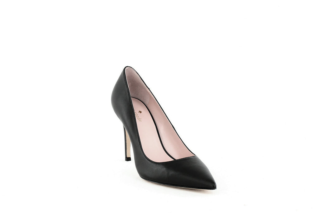 Yieldings Discount Shoes Store's Vivian Pumps by Kate Spade in Black