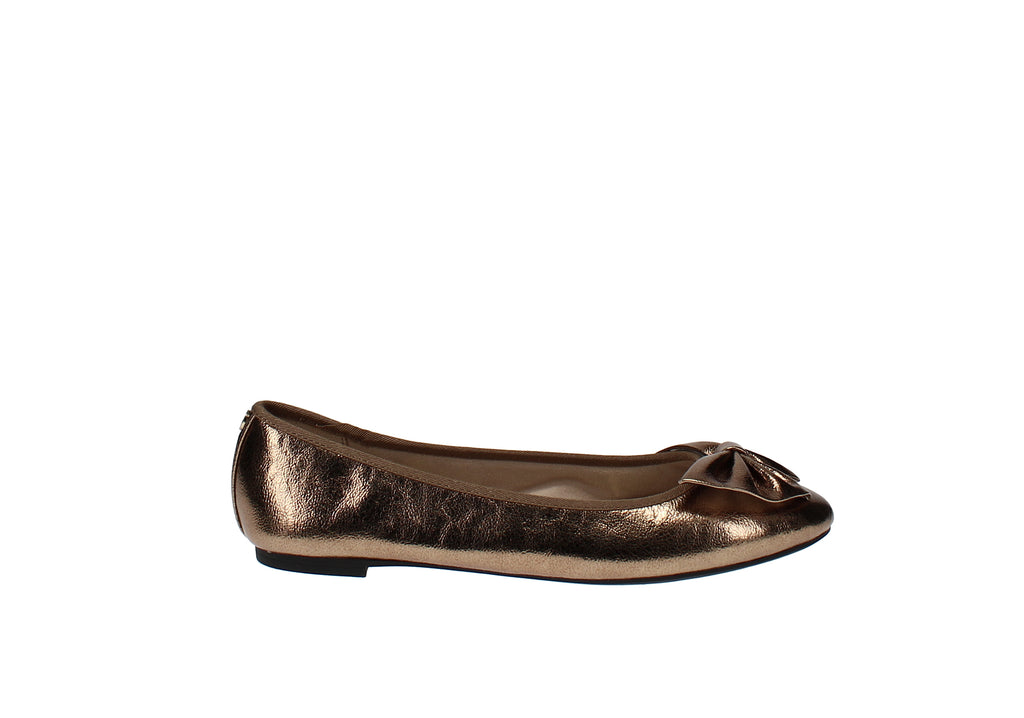 Yieldings Discount Shoes Store's Ciera Bow Ballet Flats by Circus by Sam Edelman in Bronze