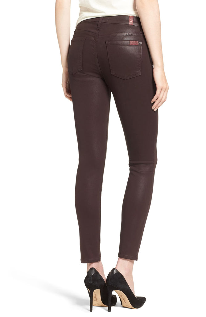 7 For All Mankind | Ankle Skinny Jeans