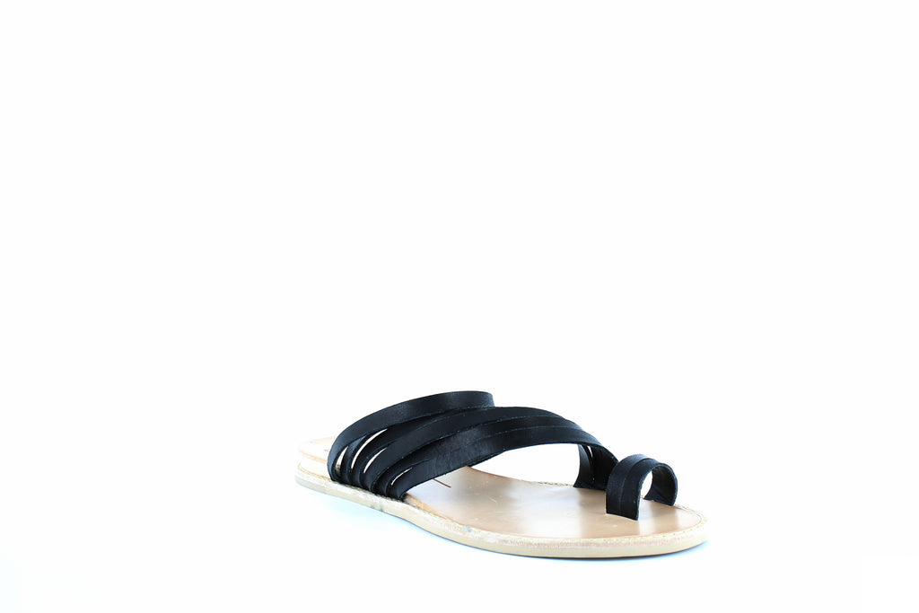 Yieldings Discount Shoes Store's Nelly Slide Sandals by Dolce Vita in Black
