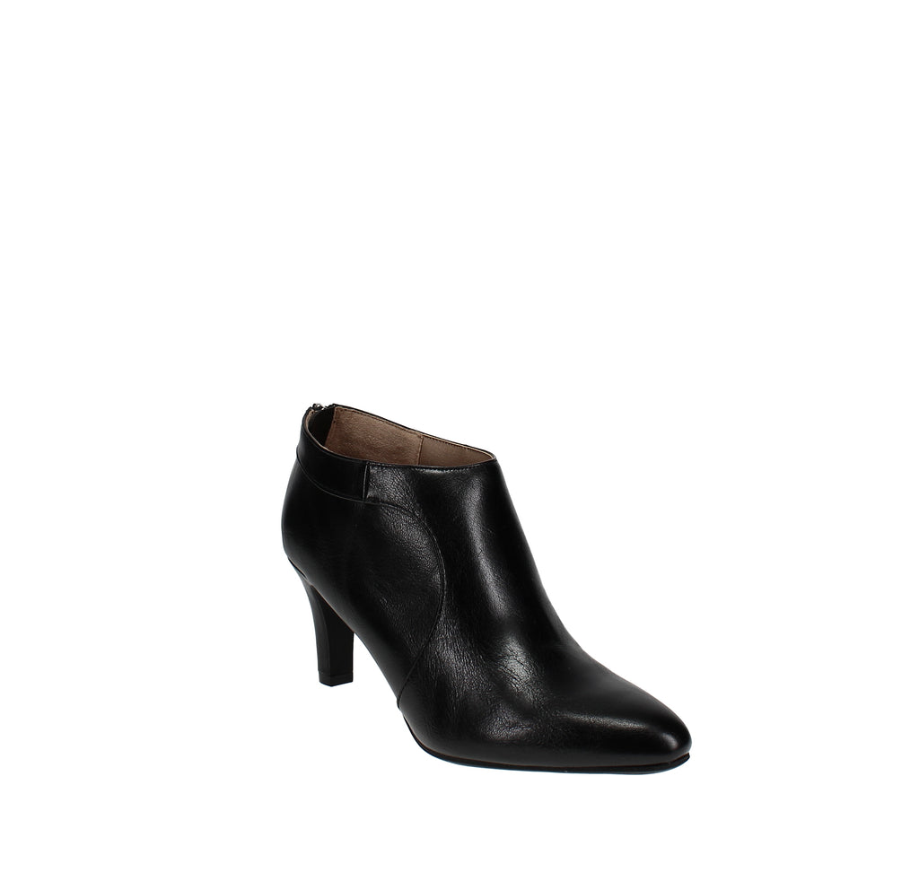 Yieldings Discount Shoes Store's Georgia Booties by LifeStride in Black