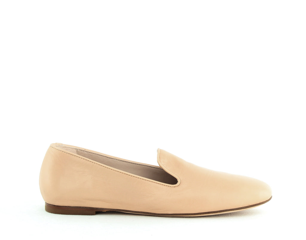 Yieldings Discount Shoes Store's Myguy Ballet Flats by Stuart Weitzman in Blush Tripoli