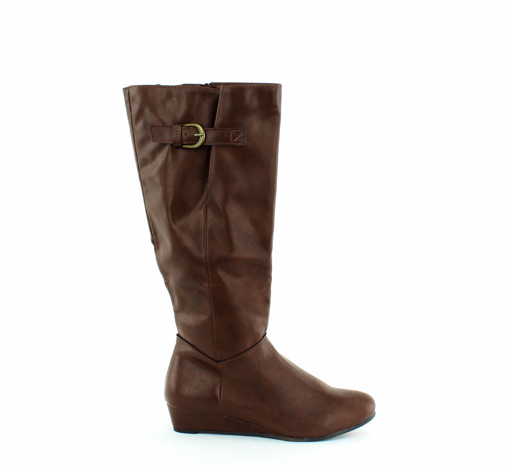 Style & Co | Rainne Wedge Riding Boots