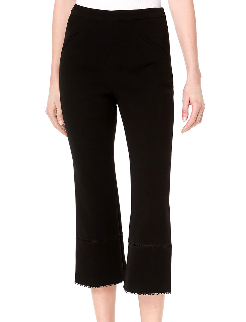 Rachel Zoe | Michelle Cropped Straight Leg Pants