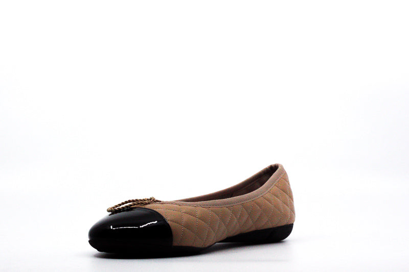 Paul Mayer | Attitudes Best Quilted Ballet Flats