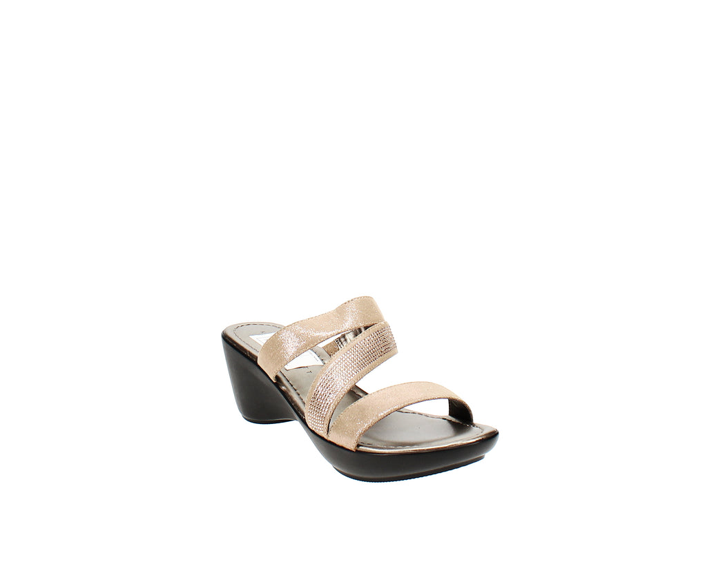 Yieldings Discount Shoes Store's Paulah Wedge Sandals by Karen Scott in Taupe