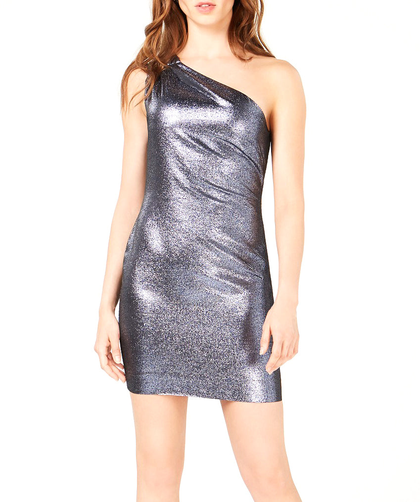 Rachel Zoe | Sarrica Glitter Mini Dress