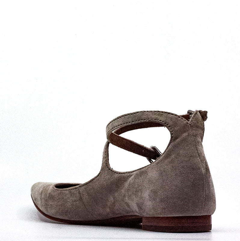Frye | Sienna Cross Ballet Ballet Slippers